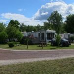 RV Camping at Windmill Point Park and Campground