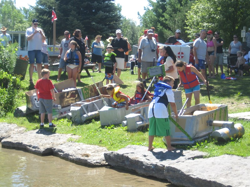 Boat Races - Events and Occasions - Windmill Point Park